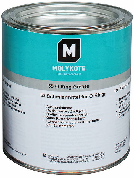 Пластичная смазка Molykote 55 O-Ring Grease (1 кг)