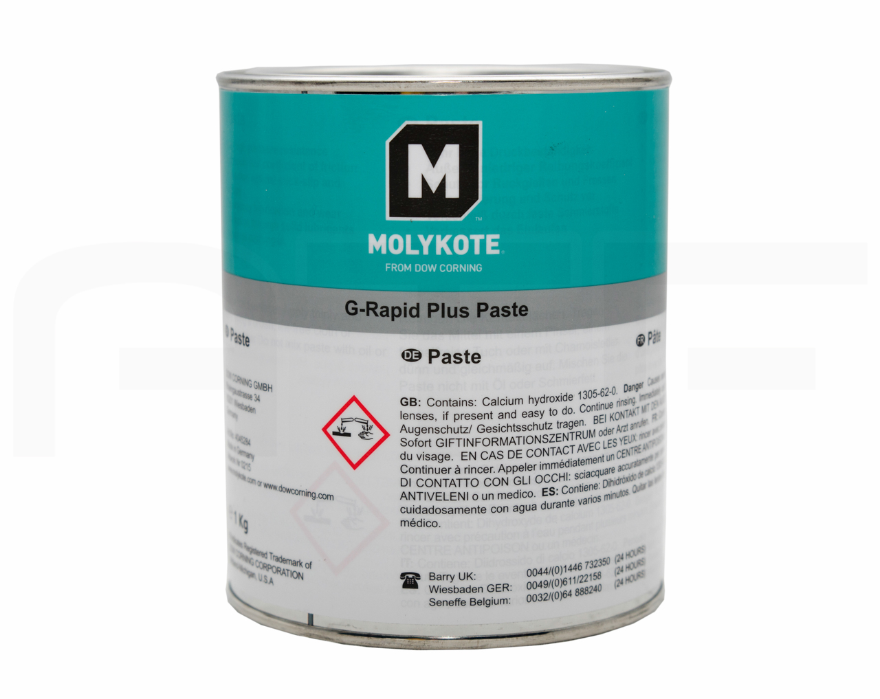 Паста Molykote G-Rapid Plus (1 кг)