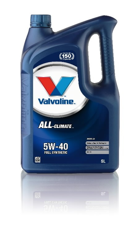 Масло VALVOLINE ALL CLIMATE 5W30 (5 л)