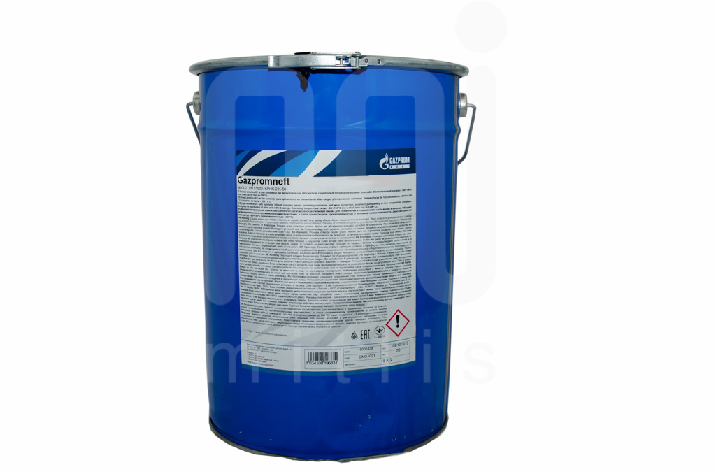 Пластичная смазка Gazpromneft Steelgrease CS1 (18 кг) Италия