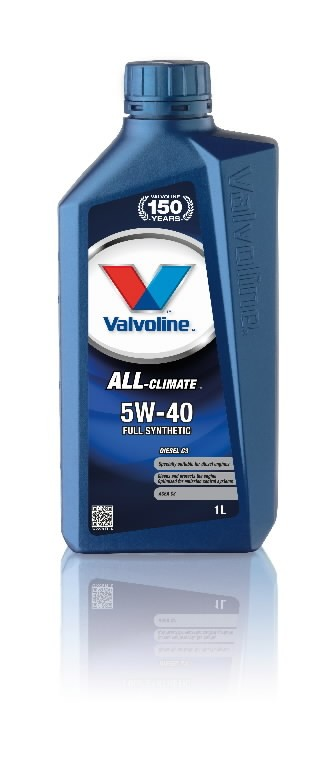 Масло VALVOLINE ALL CLIMATE DIESEL C3 5W40 (1 л)