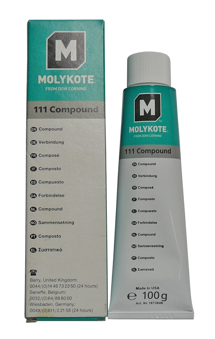 Компаунд Molykote 111 Compound (100 г)