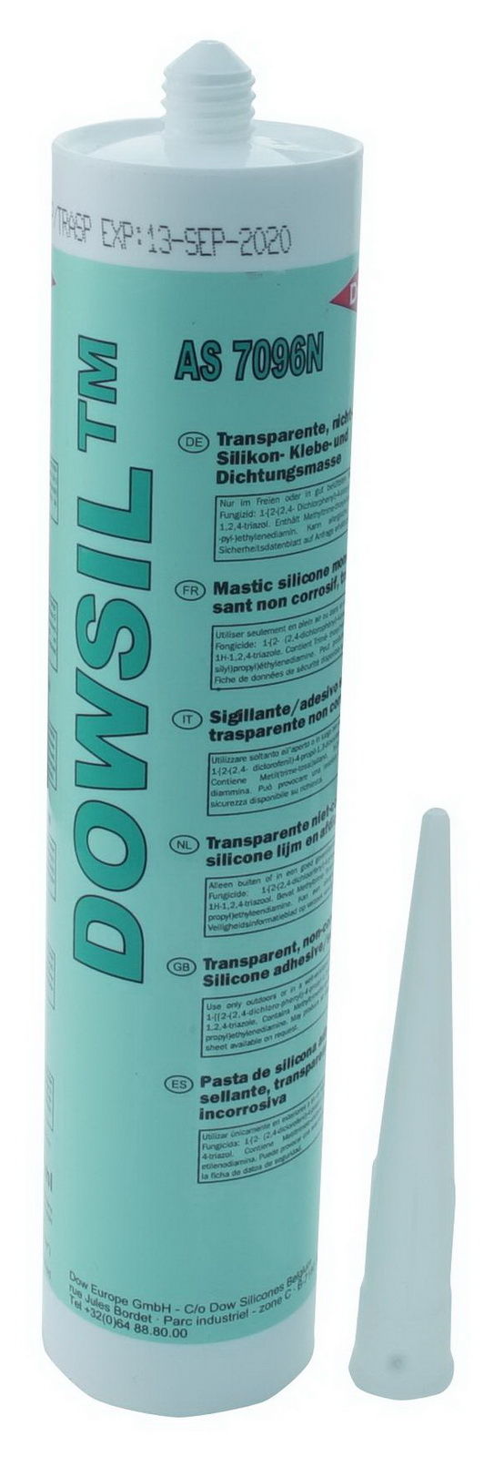 Герметик DOWSIL AS 7096N Clear (310 мл)