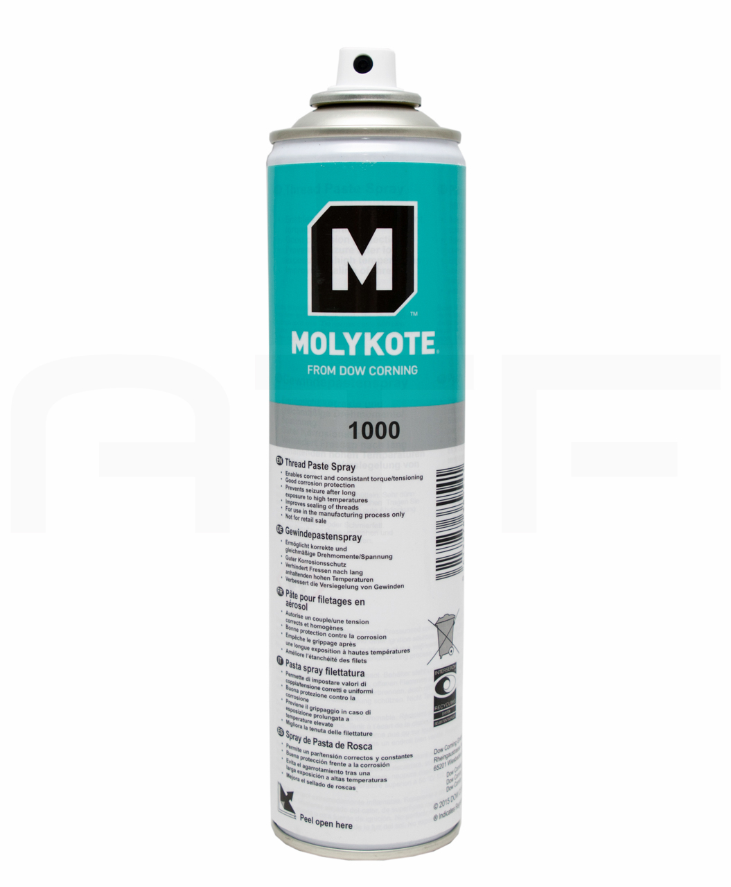 Паста Molykote 1000 Spray (400 мл)