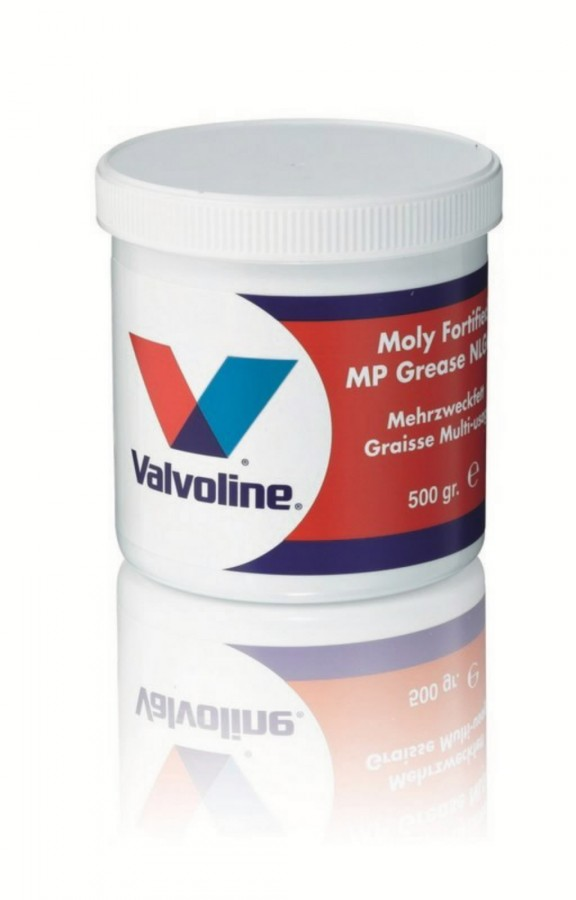 Пластичная смазка VALVOLINE Moly Fortified MP Grease. Фото �3