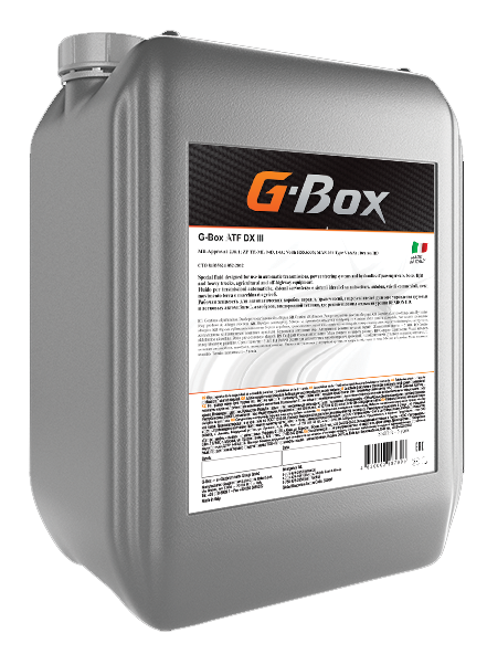 Масло G-Box ATF DX III (20 л)