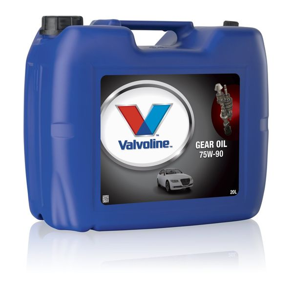 Масло VALVOLINE VAL GEAR OIL 75W90(20 л)