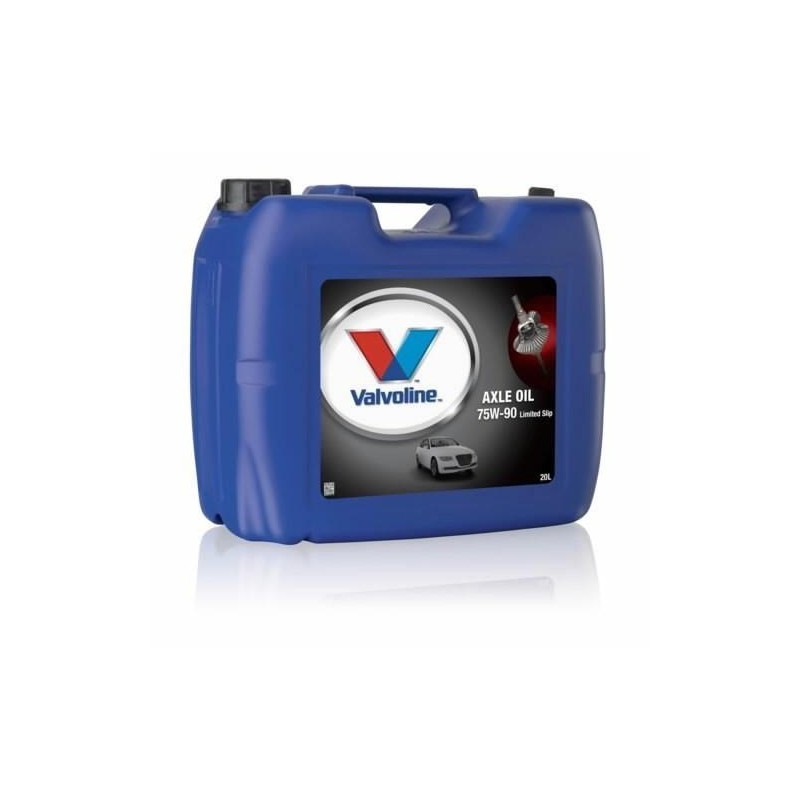 Масло VALVOLINE VAL HD AXLE OIL 75W90 (20 л)