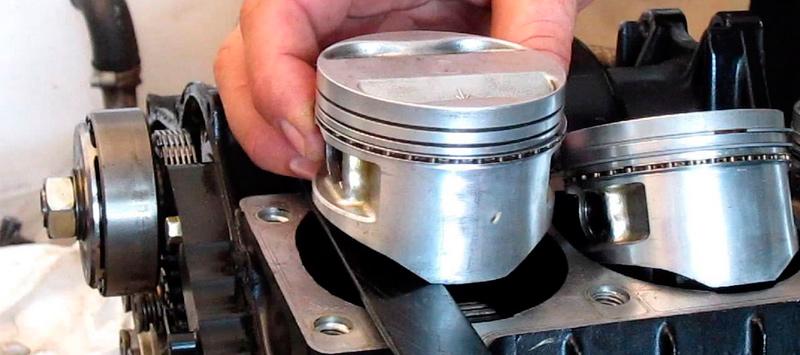 Ремонт поршней ДВС: как распознать и устранить неисправности деталей двигателя?