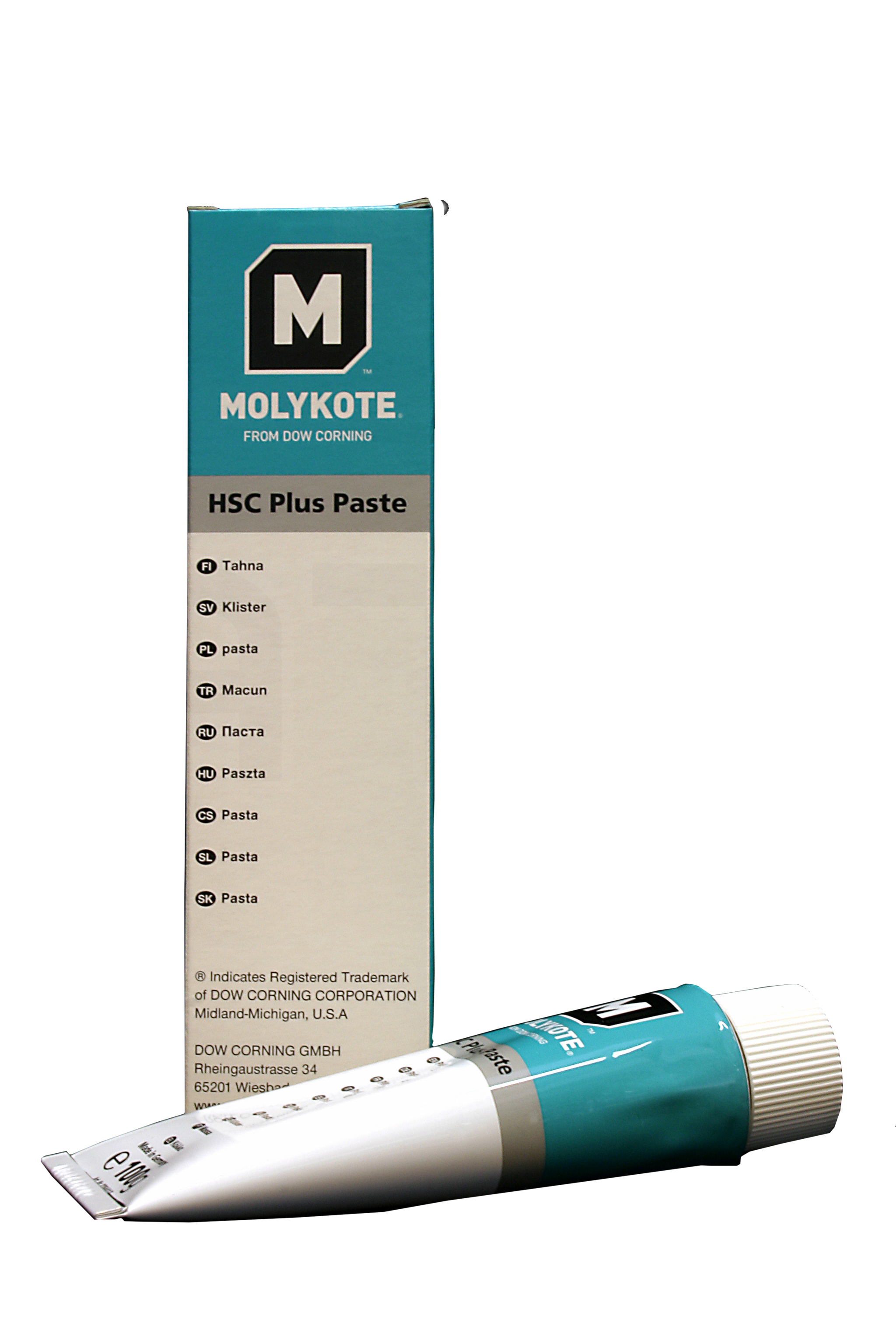Паста Molykote HSC Plus
