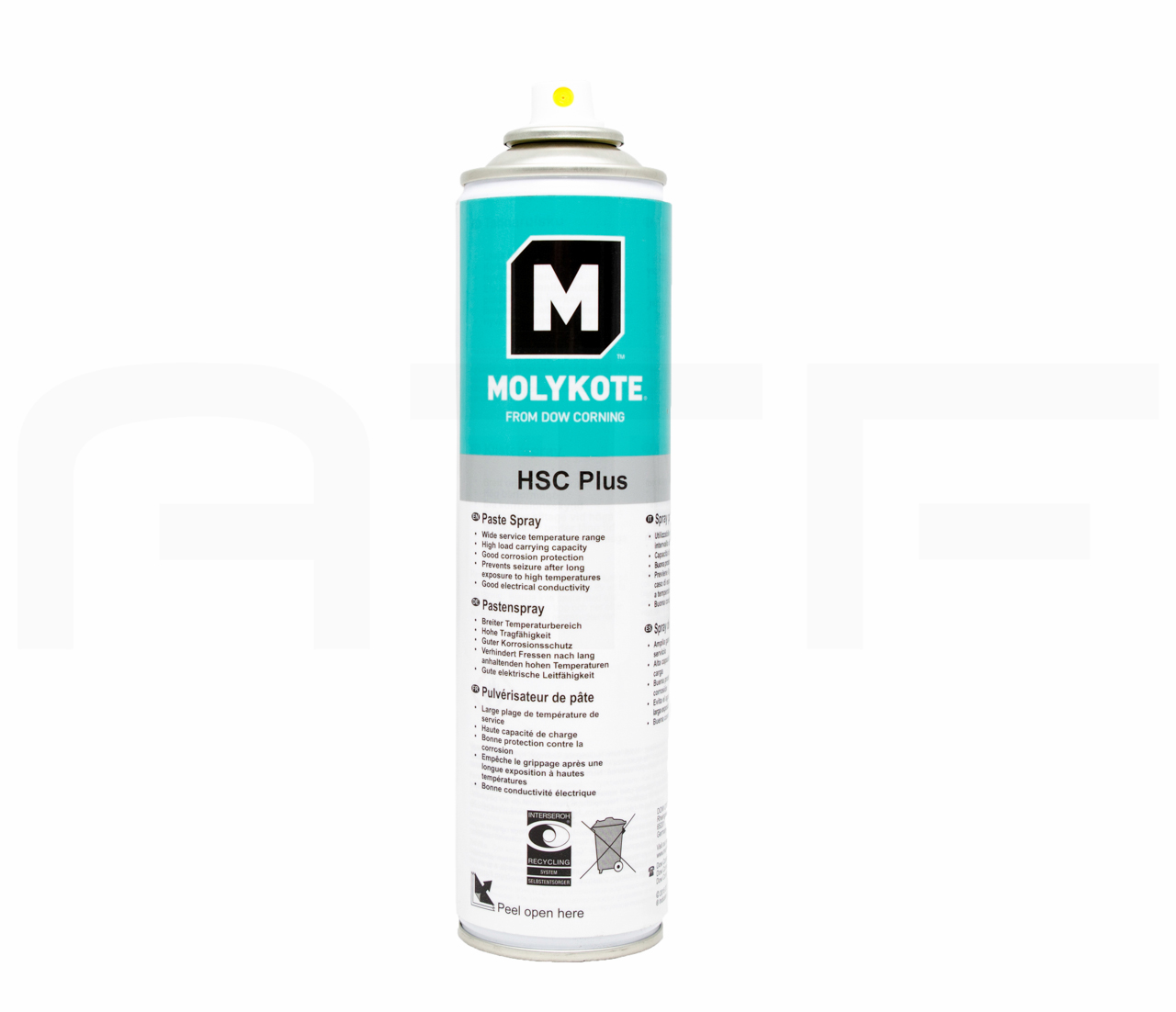 Паста Molykote HSC Plus Spray (400 мл)
