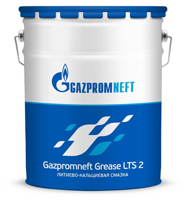 Пластичная смазка Gazpromneft Grease LTS 2 (20 л/18 кг) ОНПЗ