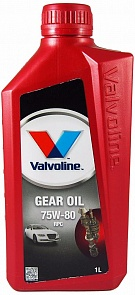 Масло VALVOLINE VAL GEAR OIL 75W80 RPC (1 л)