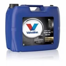 Масло VALVOLINE VAL GEAR OIL 75W80 RPC (20 л)