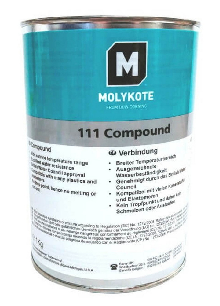 Компаунд Molykote 111 Compound (1 кг)