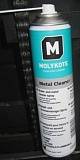 Очиститель Molykote Metal Cleaner Spray